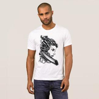 Streetwear  Mechanic Head T-Shirt