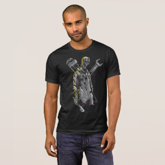 Streetwear Zombie Mechanic T-Shirt