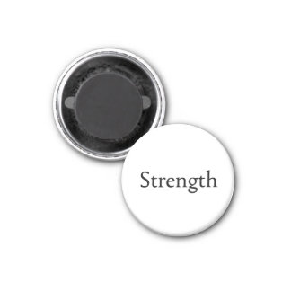 Strength 3 Cm Round Magnet