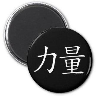 Strength 6 Cm Round Magnet