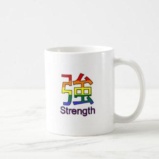 Strength Basic White Mug