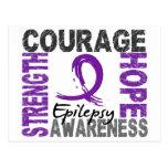 Strength Courage Hope Epilepsy