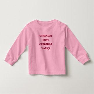 STRENGTH HOPE CEREBRAL PALSY TODDLER T-Shirt