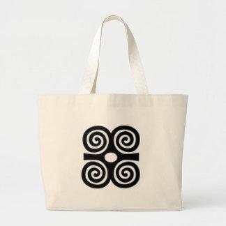 Strength Large Tote Bag