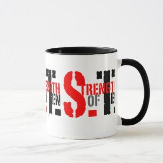 Strength of Ten Mug