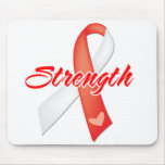 Strength - Oral Cancer Mouse Pads