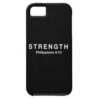Strength Philippians 4:13 iPhone 5 Case