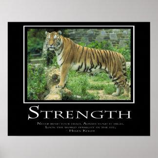 Strength Print