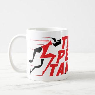 Strength, Speed and Stamina Basic White Mug