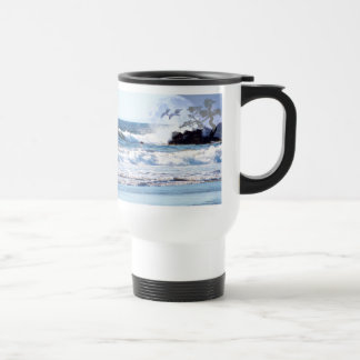 Strength_ Stainless Steel Travel Mug