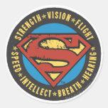 Strength, Vision, Flight