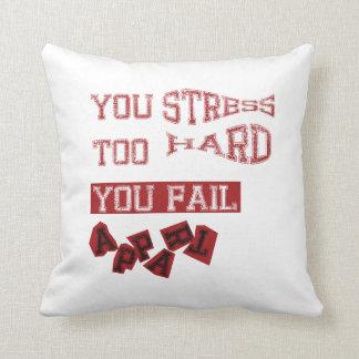 stress cushion