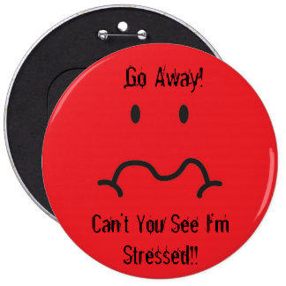 stress face button