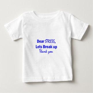 Stress Humor Infant T-Shirt