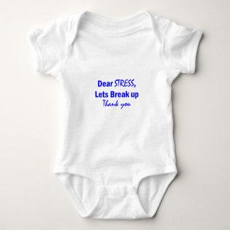 Stress Humor Shirt