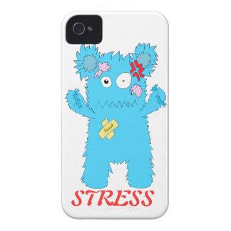 stress iPhone 4 Case-Mate case