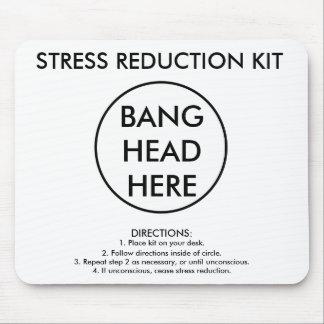 Stress Reduction Kit Mouse Pad