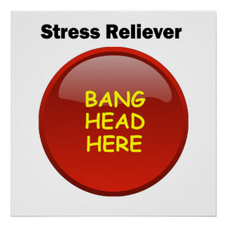 Stress Reliever Poster