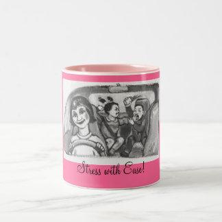 Stress with Ease mug