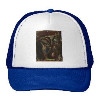 Stressed Mesh Hat