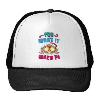 Stressed Monkey Hat
