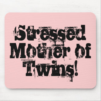 Stressed! Mouse Mat