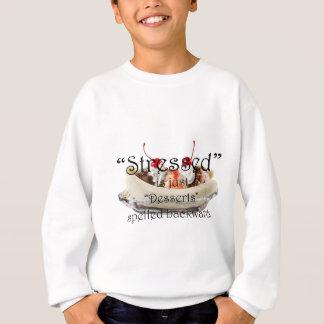 stressed.png sweatshirt