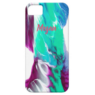 """Stretch"" Abstract Painting iPhone 5 Cover"