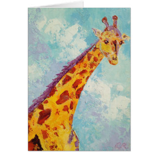 """Stretch"" by Chris Rice Note Cards"