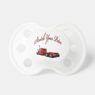 Stretch Your Peter Baby Pacifier