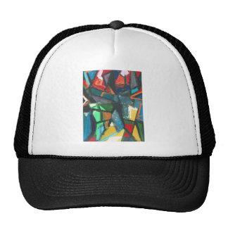 Strict Interior (abstract interior) Trucker Hats