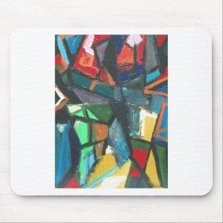Strict Interior (abstract interior) Mouse Pad