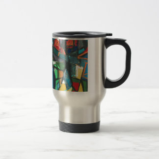 Strict Interior (abstract interior) Coffee Mug
