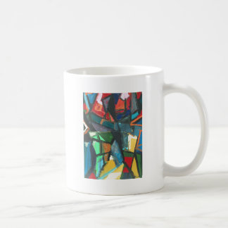 Strict Interior (abstract interior) Mugs