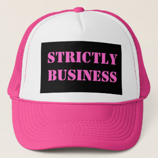Strictly Business Hat