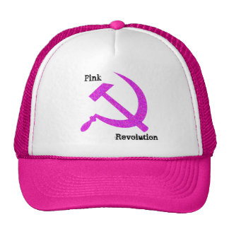 strictlypinkstuff trucker hat