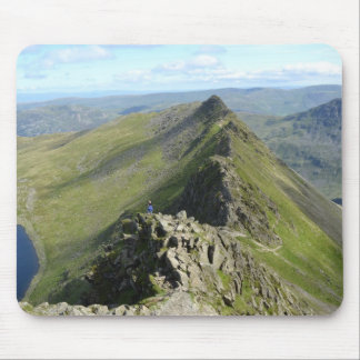 Striding Edge - English Lake District Mouse Mat