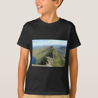 Striding Edge - English Lake District T-Shirt