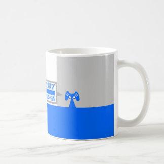 Strife full logo basic white mug