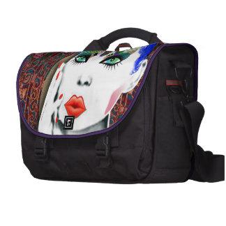 Strike a Pose Laptop Commuter Bag