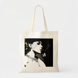 Strike a Pose Canvas Bags