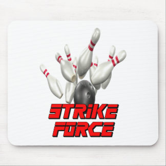 Strike Force Mouse Pad