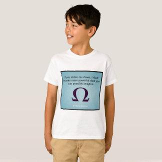 Strike me down (kids) T-Shirt
