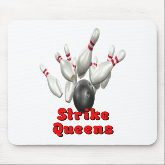 Strike Queens Mousepads