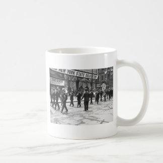 Strike Up the Band 1916 Coffee Mug