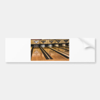 Strikes and Spares Bumper Sticker