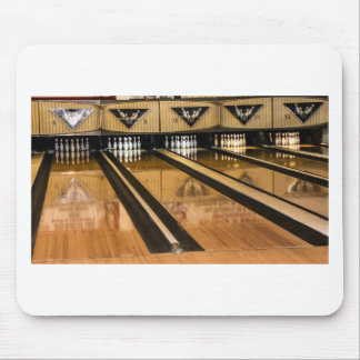 Strikes and Spares Mouse Pad