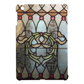 Striking Stained Glass Design Case For The iPad Mini
