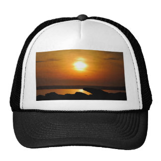 Striking Sunset Cap