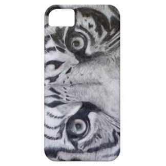 Striking tiger design iPhone 5 cases